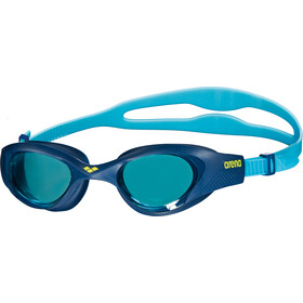 arena The One Goggles Kids light blue-blue-light blue